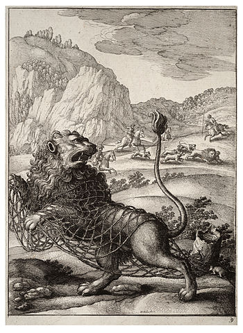 350px-Wenceslas_Hollar_-_Lion_and_mouse_(State_2).jpg