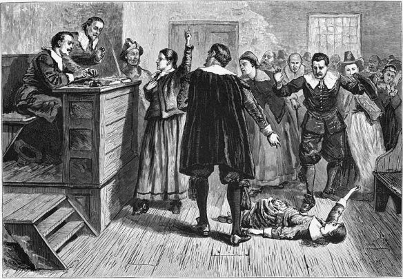 WItchcraft court scene