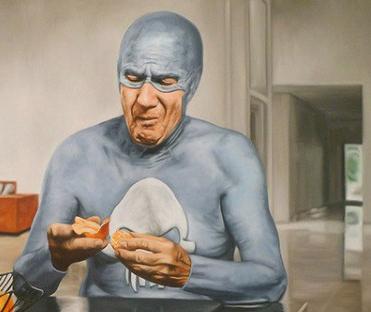 Aging-Superhero