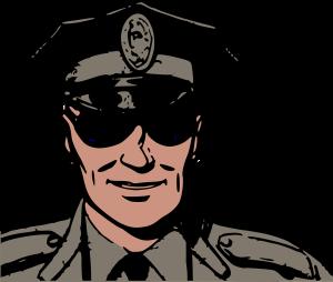 Christmas Cop
