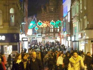 Christmas in Leeds 2009