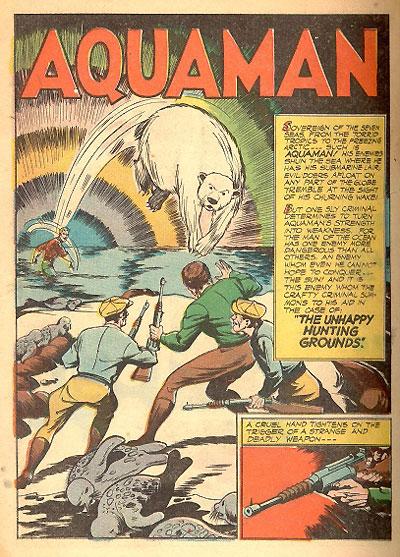 aquaman throws a polar bear.jpg