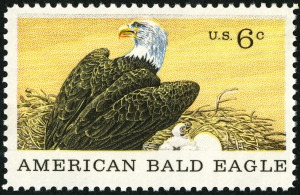 Natural_History_American_Bald_Eagle_6c_1970_issue_U.S._stamp
