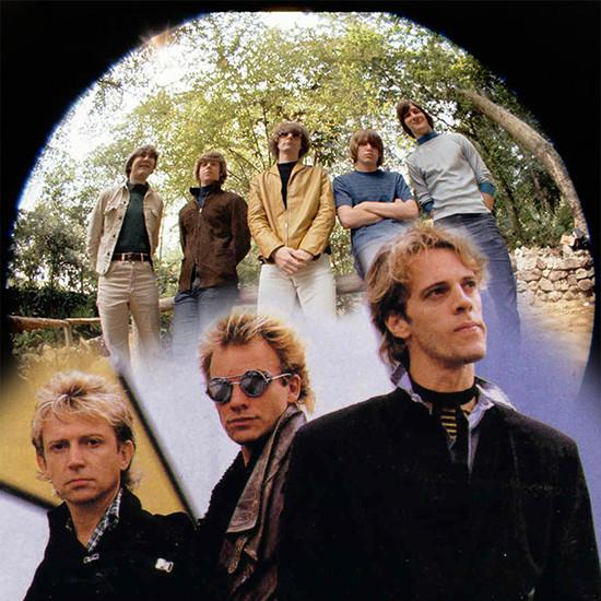 Byrds - Police
