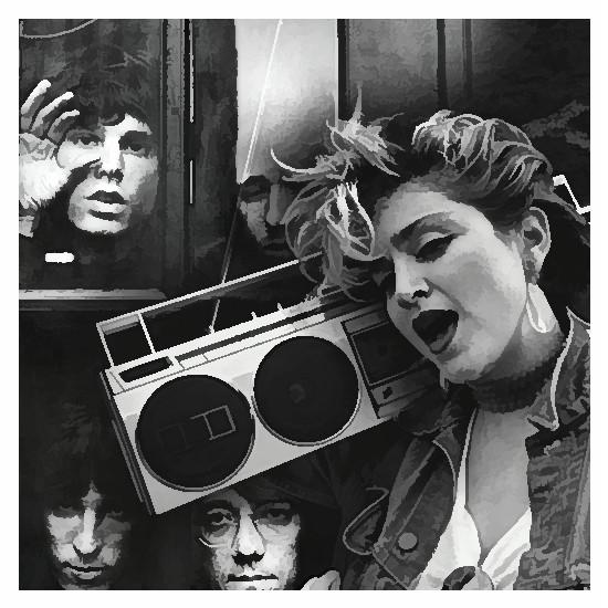 Doors - Madonna