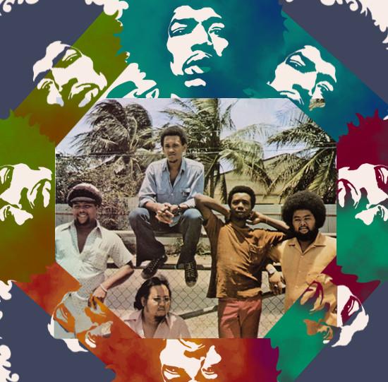 Jimi Hendrix - Now Generation