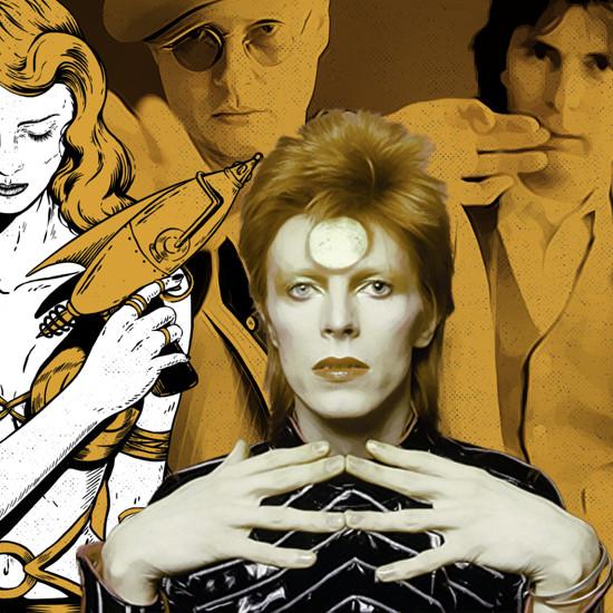 Bowie - XTC