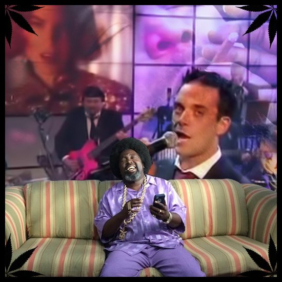 Afroman - Robbie Williams