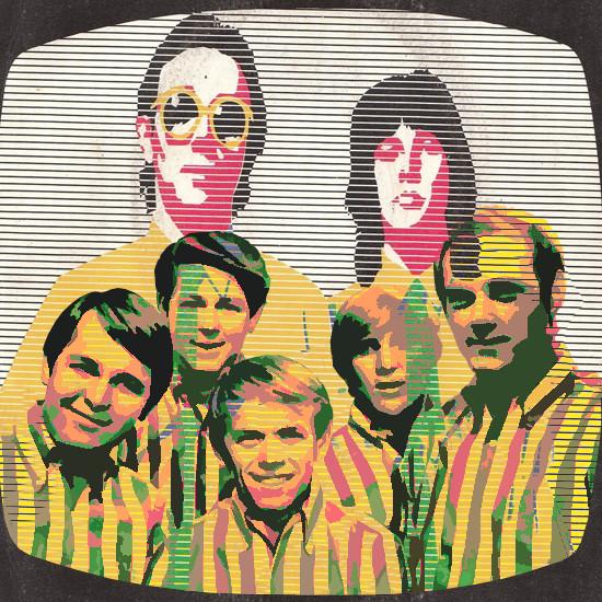 Buggles - Beach Boys