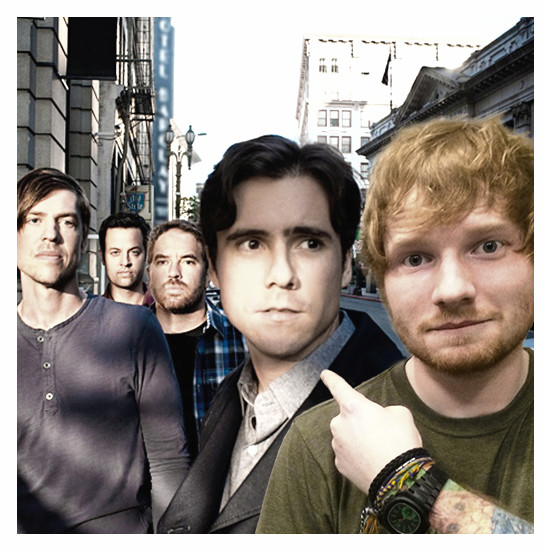 Jimmy Eat World - Ed Sheeran