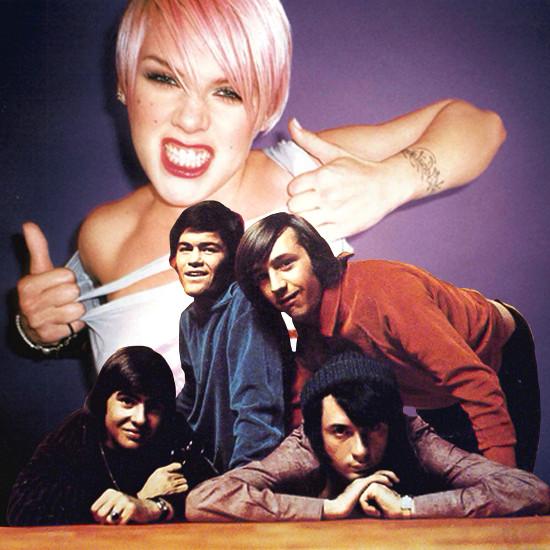Pink - Monkees
