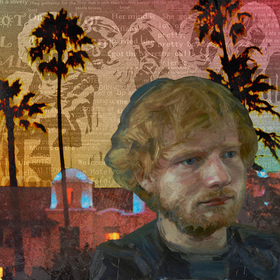 Sheeran - Eagles