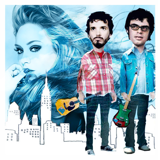 Adele - Conchords