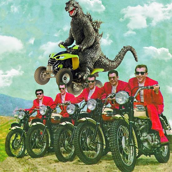 Godzilla - Champs