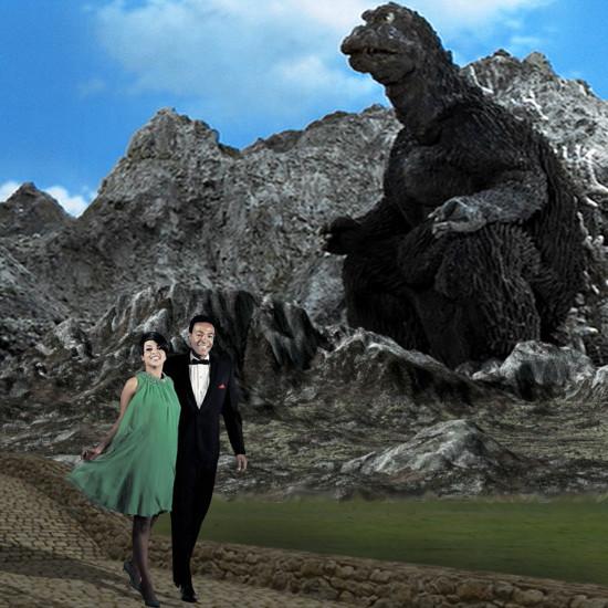 Godzilla - Gaye - Terrell