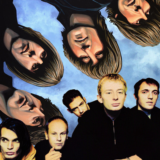 Beatles - Radiohead