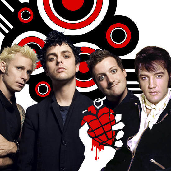 Green Day - Elvis