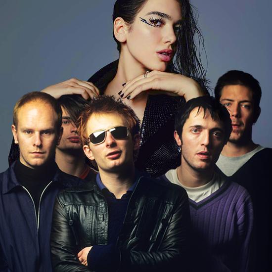 Radiohead - Dua Lipa