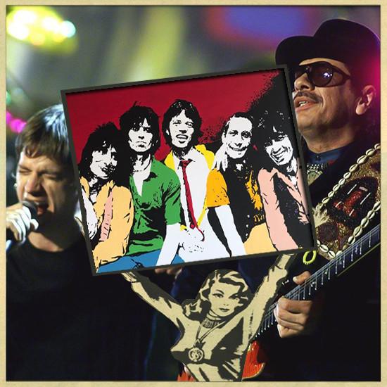 Stones - Santana