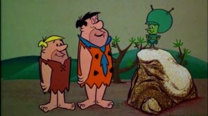 Flintstones Great Gazoo