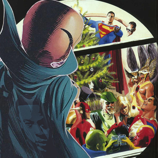 Watcher Superman