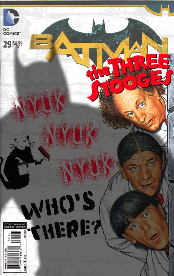 Batman - Three Stooges