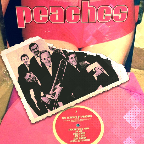 Peaches - Barber
