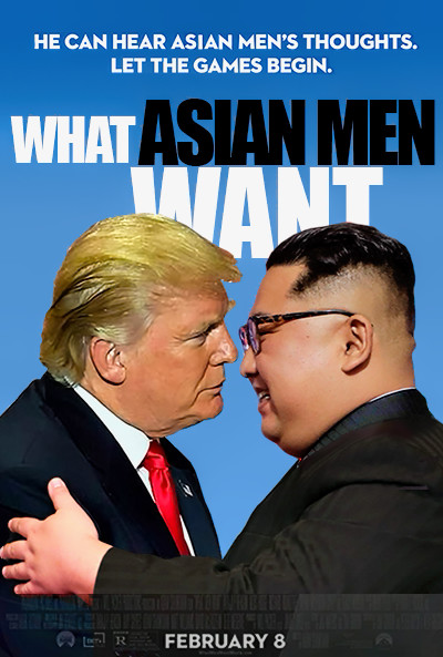 What Asian Men Want