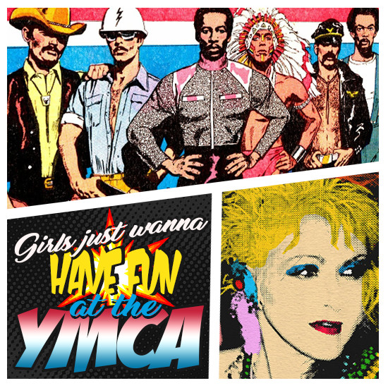 Lauper - Village People