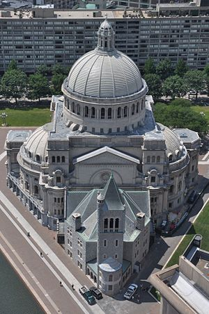 The_First_Church_of_Christ,_Scientist,_Boston,_aerial_shot_(1),_19_July_2011