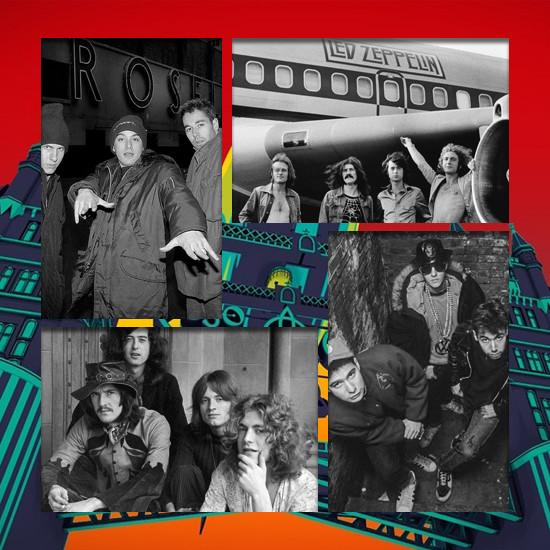 Zeppelin - Beastie Boys
