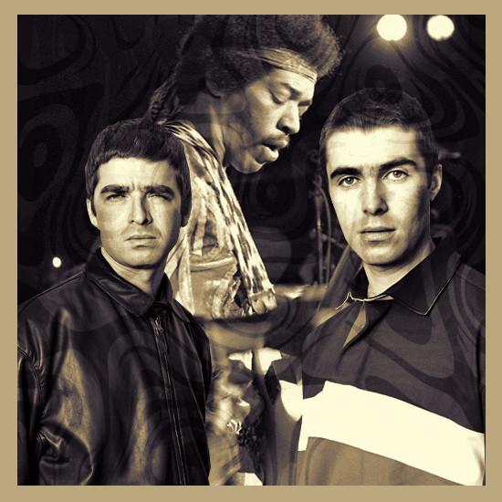 Oasis - Hendrix