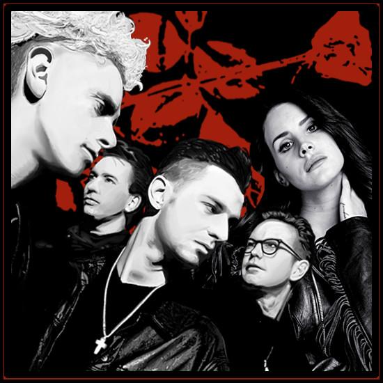 Depeche - Del Rey
