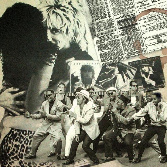 Rod Stewart - Bruno Mars