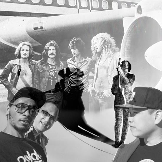Zeppelin - White - Deltron