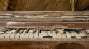 Music Dirty Instrument Piano Old Destroyed Broken