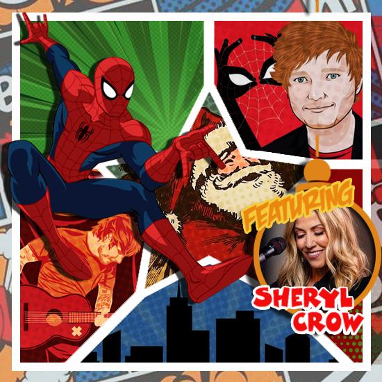 Spidey-Sheeran-Crow