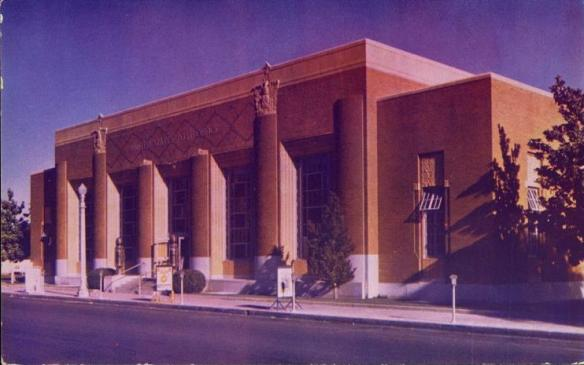 Visalia_Town_Center_Post_Office_circa_1960