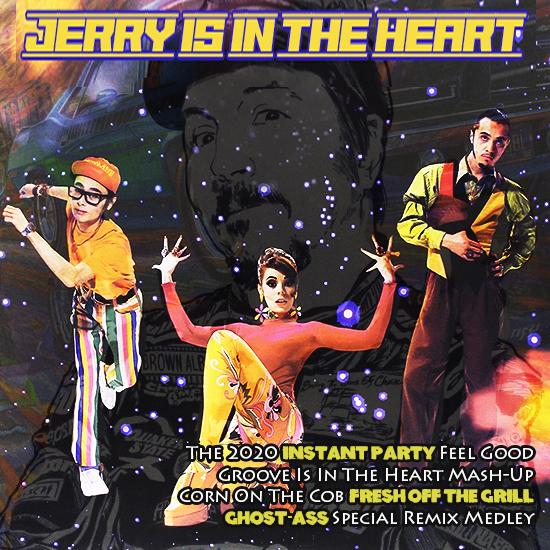 Jerry Is In The Heart